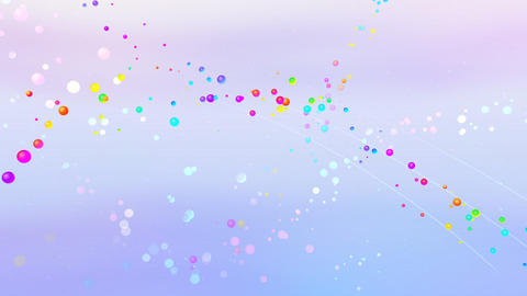 Colorful dot SsC HD Stock Video Footage