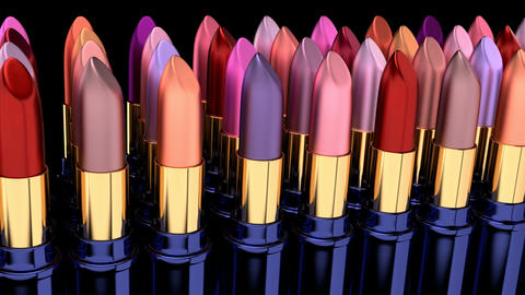 Lipsticks Animation