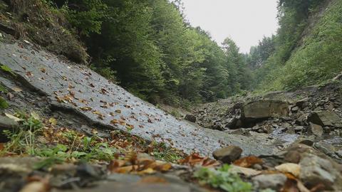 Bukovina Waterfalls Roztoky Ukraine. 2