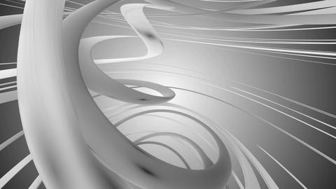 whitecurve space Animation