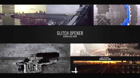 Glitch Style Package 1