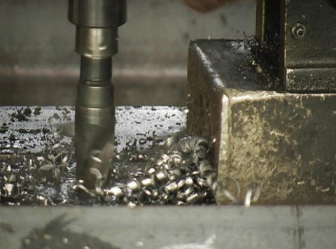 drilling process Footage