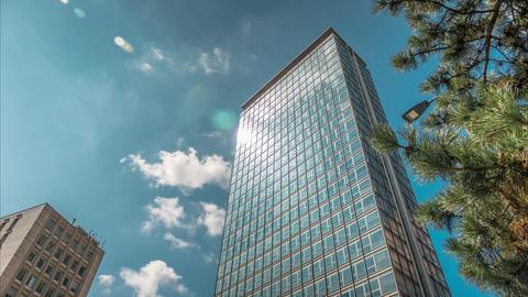 Skyscraper Footage