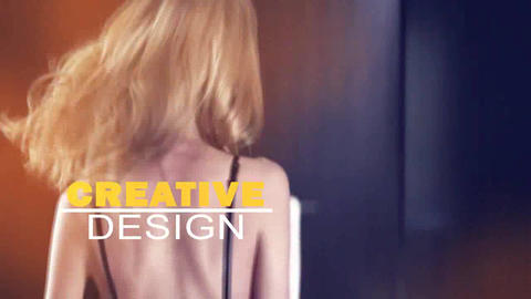 Style and Trendy Slide show After Effects Template