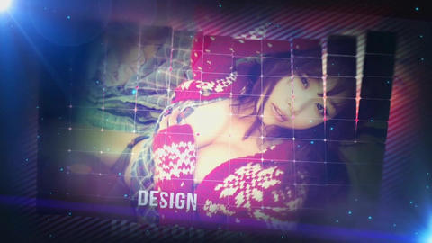 Fashion Box Solid After Effects Template