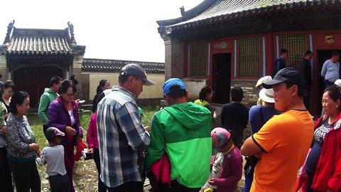 117. Erdene Zuu Buddhist Monastery - One Of The Oldest Monuments Of Mongolia 0