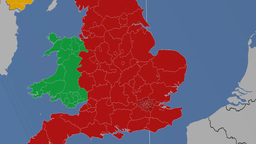 Greater London Authority (UK). Solids Animation