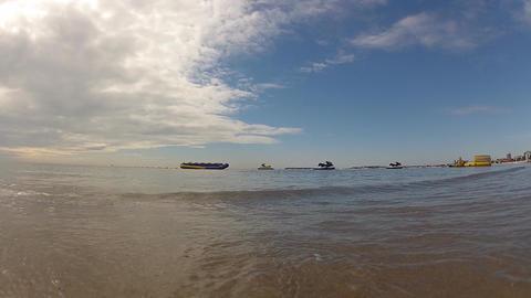 sea coast 2 Stock Video Footage