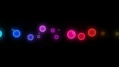 Neon LED Dot 10