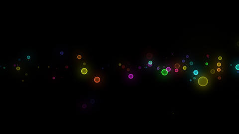 Neon LED Dot10 Ea3 HD Animation