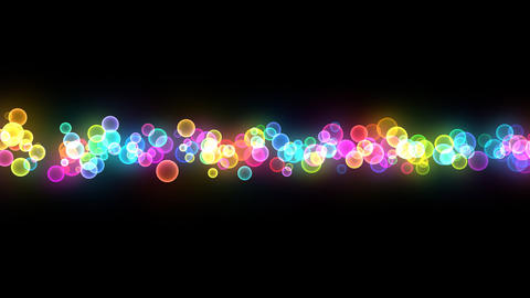 Neon LED Dot10 Eb2b HD Animation