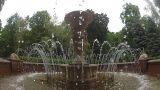 Fountain 2 stock footage