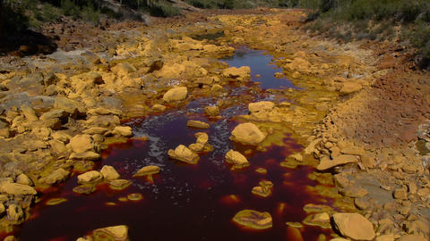 Rio Tinto Channel Footage