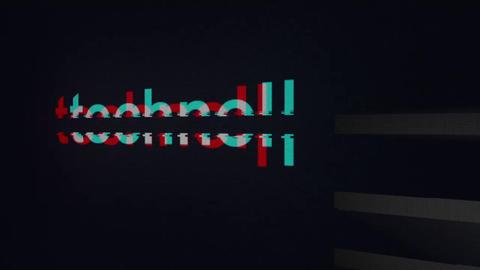 Intro Logo/Logo Opener/Glitch Logo