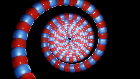 bulb color helix Animation