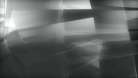 glossy white spinning Animation