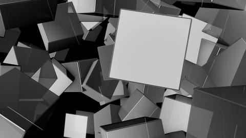 luma cube array Animation