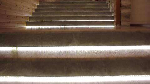 Walking stairs Footage