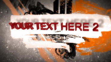 Graffiti Look After Effects Template