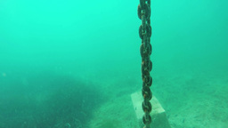 raise to surface along chain Footage