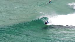 body boarder Footage
