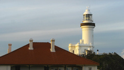 byron bay lighthouse Footage