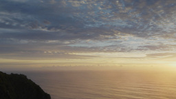 byron bay lighthouse at sunrise Footage