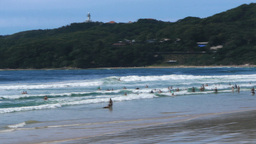 byron bay pan Footage