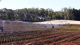 center pivot irrigation Footage
