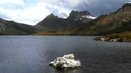 cradle mountain and dove lake Footage