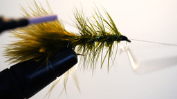 fly tying Footage