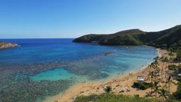 hanauma bay hawaii Footage