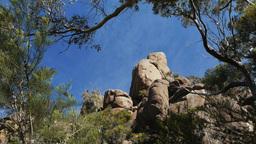 large boulders Footage