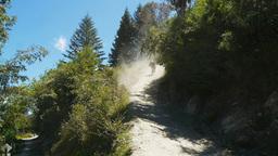 downhill mountain biking Footage