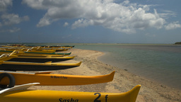 outrigger canoes on oahu Footage
