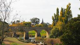 historic richmond bridge Footage