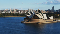 sydney opera house zoom in Footage