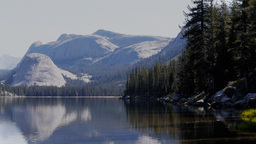 tenaya lake yosemite Footage
