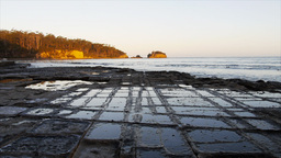 tessellated pavement eaglehawk neck Footage