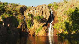 wangi waterfalls litchfield national park Footage
