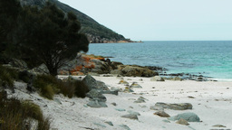 wineglass bay beach Footage