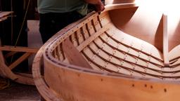 huon pine dinghy Footage