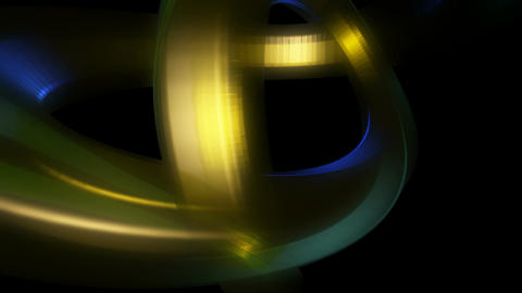 20 HD Abstract Coil Animation #01 2