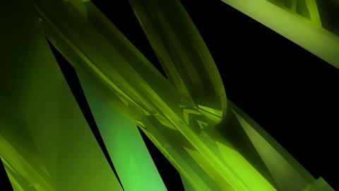 20 HD Abstract Coil Animation #02