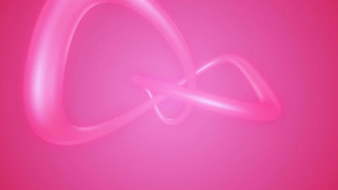 pink softlight torus Animation