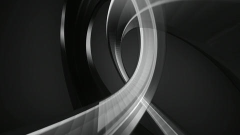 hard greyscale torus Animation