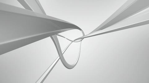 silver line spotlights Animation