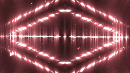 Audio red equalizer Animation