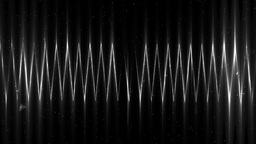 Audio silver equalizer Animation