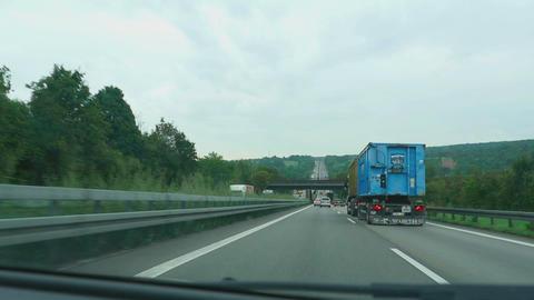 Autobahn Footage